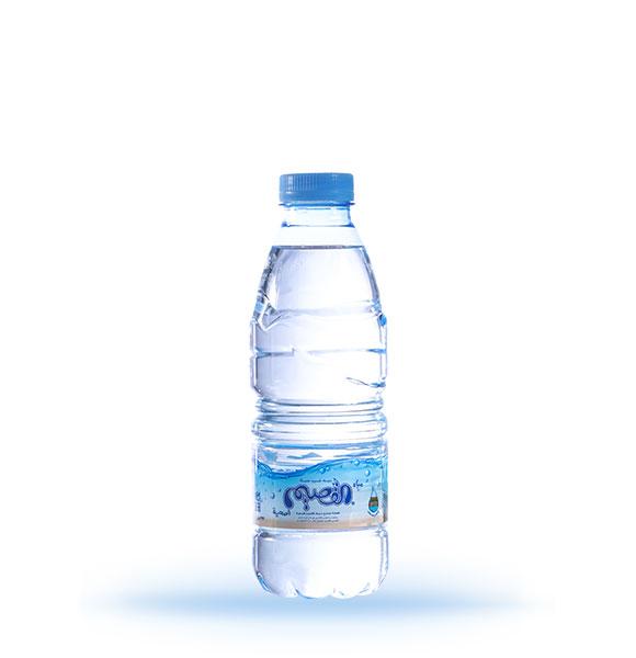 مياه القصيم الصحية قارورة ٣٣٠ مل